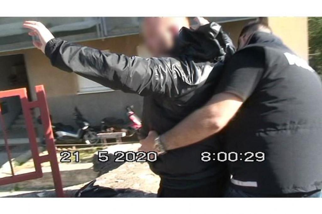 Uhićenja Điđijeve zločinačke