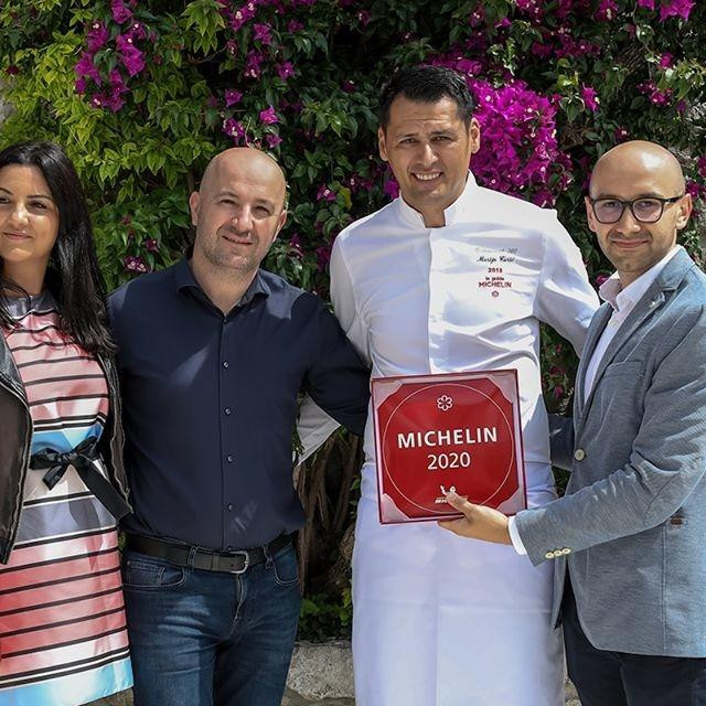 Restoran 360 - uručena im Michelinovo priznanje za 2020