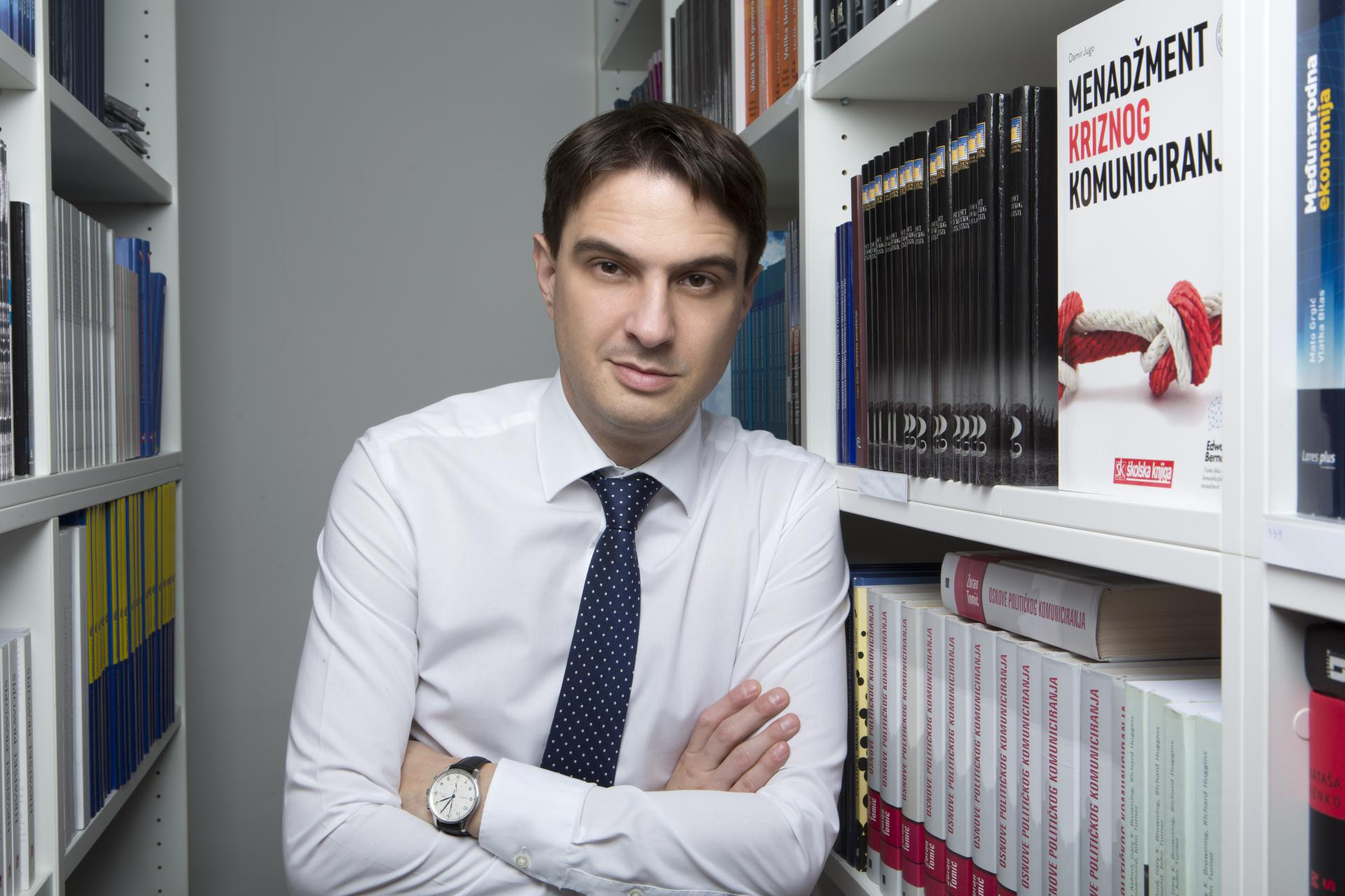 Damir Jugo predsjednik VViVŠ