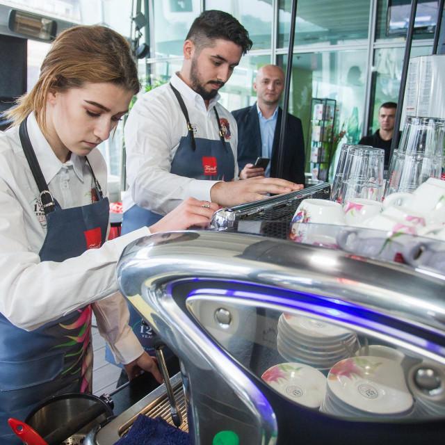 U organizaciji tvrtke Franck odrzano natjecanje barista