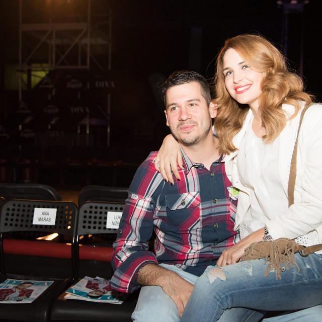 Doris Pinčić i suprug<br />