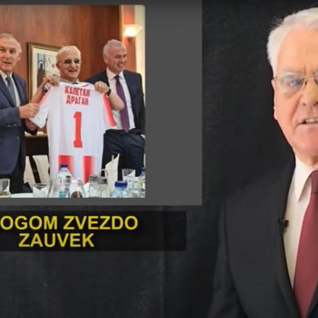 Milojko Pantić ustao je protiv ratnog zločinca i načina djelovanja najvećih srpskih klubova