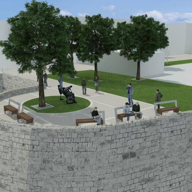 EU Projekt Zadar Baštini