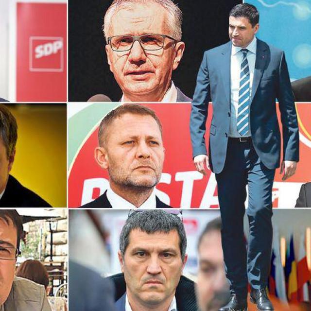 Slaže se Vlada koja će imati najviše 12 ministarstava