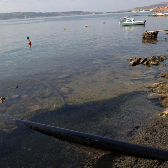 Sustav će štititi plaže od onečišćenja zbog naglih kiša i bujica