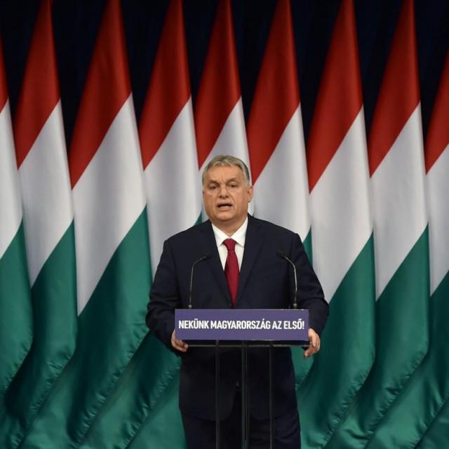 Viktor Orban se rado poigrava mitom 'Velike Mađarske'