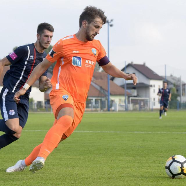 Martin Vukorepa, nogometaš Šibenika skrivio je prometnu nesreću