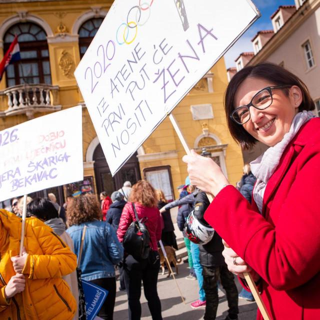 'Sada više nitko ne može reći da nema za koga glasati jer im nudimo izbor', kaže Marijana Puljak, predsjednica stranke Pametno.