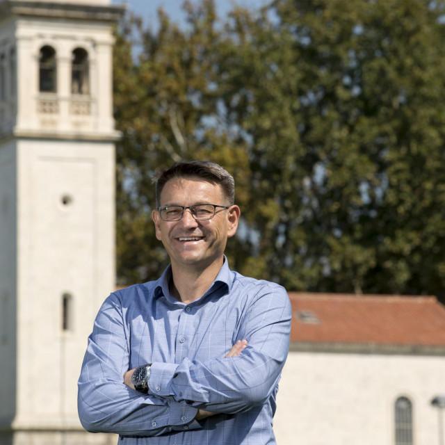 Gradonačelnik Solina Dalibor Ninčević
