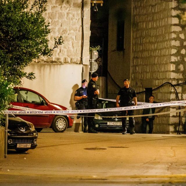 Mjesto tragičnog obračuna u kojem je ubijen Mario Boljat