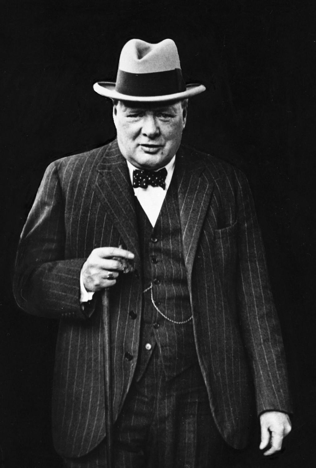 Winston Churchill (1874. - 1965.)