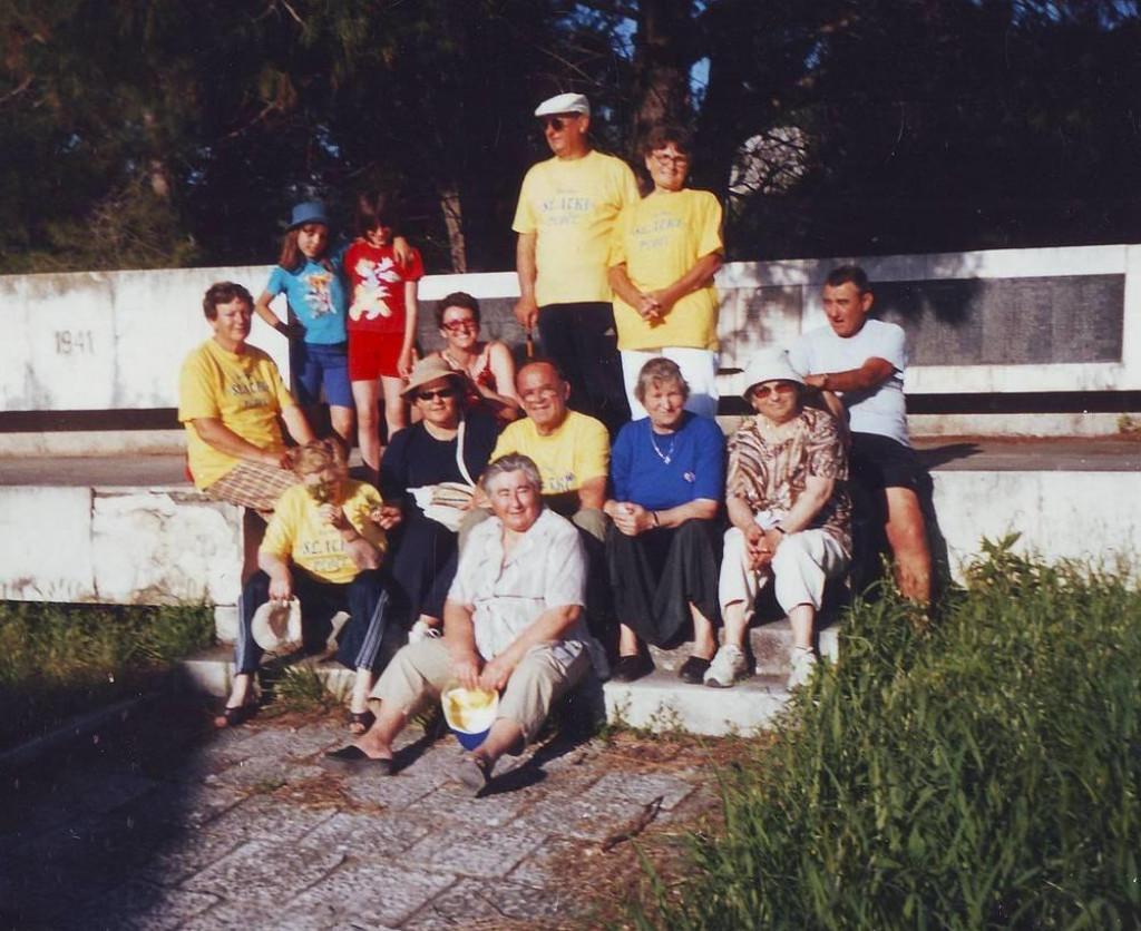 Dio članova Udruge Slatkiš nakon njezina osnivanja