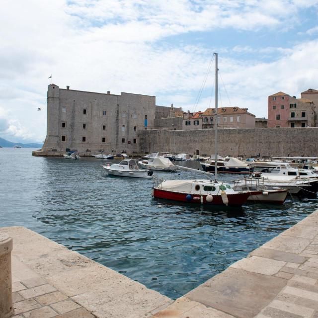 vezovi u Portu - Županijska lučka uprava