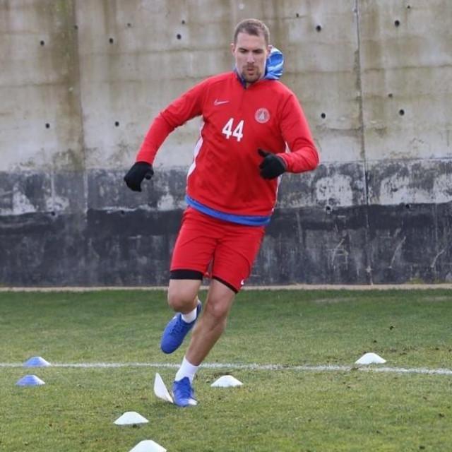 Tomislav Glumac, nogometaš Umraniyespora
