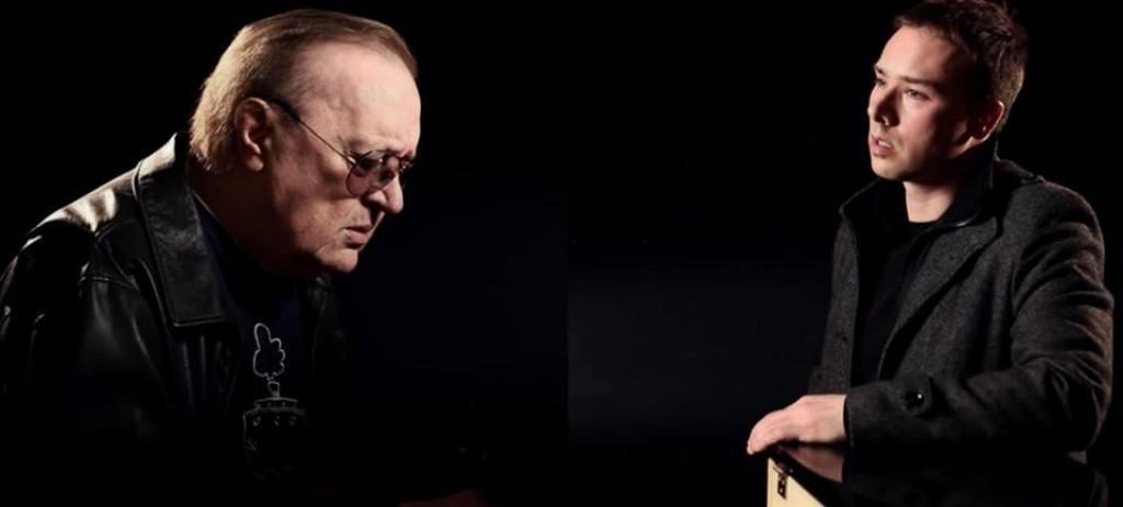 U spotu za pjesmu 'Tko si', koju je za Arsen napisao za Šimu