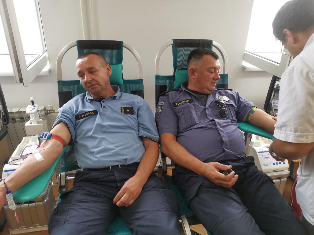 Klub dobrovoljnih darivatelja krvi PU Splitsko-dalmatinske