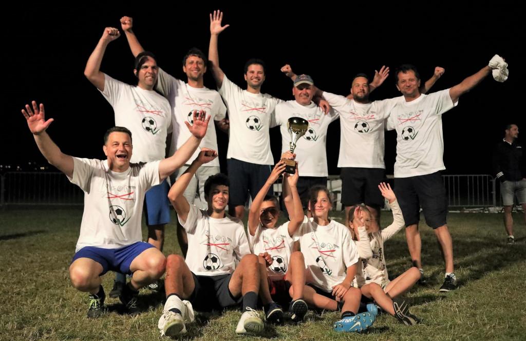 Konavljanin kup, nogometni turnir na male bare u Čilipima foto: Božo Radić/HANZA Media