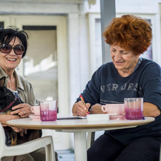 Našle su se i, kako kažu, 'bljezgale': profesorica Marija Sekso i naša Jordanka Grubač