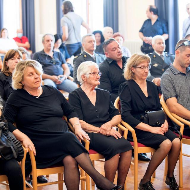 Na Sveučilištu u Zadru u prisustvu velikog broja sugrađana održana je komemoracija Ivici Matešića Jeremiju