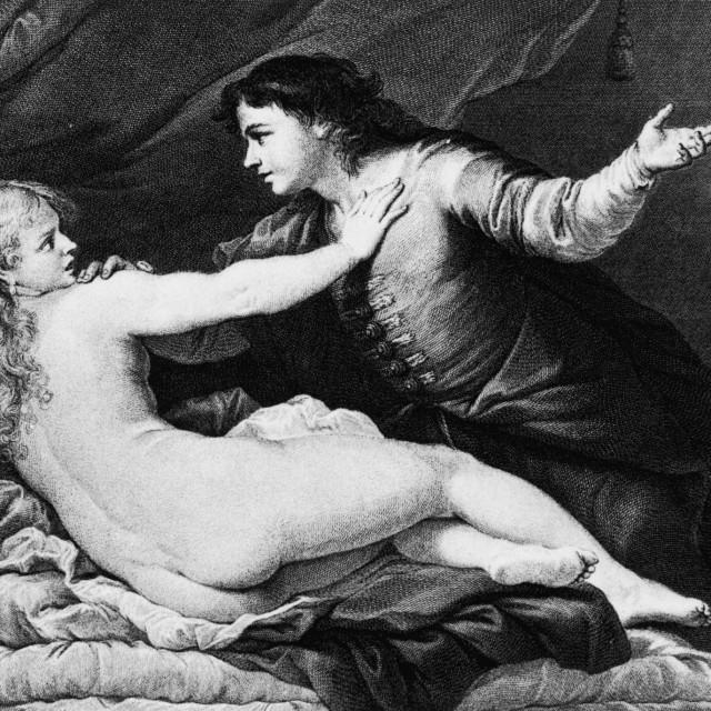 """""""Silovanje Lukrecije""""; o njoj je i Shakespeare napisao poemu<br /> /Getty Images)"""