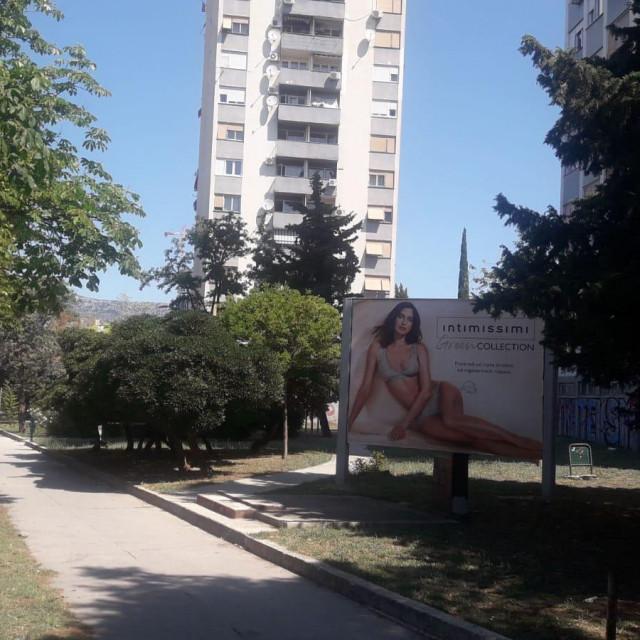Pet nebodera nose adrese unutarnjih kvartovskih ulica, ali su puno dostupniji s Dubrovačke i Velebitske ulice