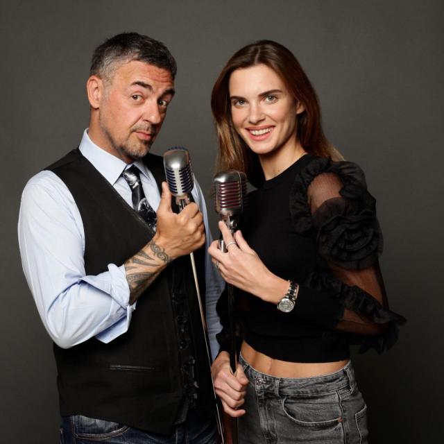 Na fotografiji: Josipa Kusić i Sandi