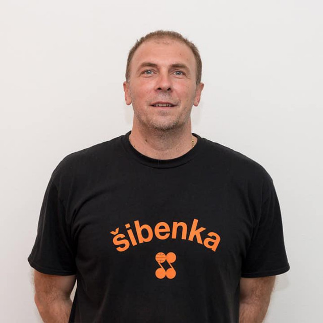 Dženan Rahimić, novi trener Šibenke