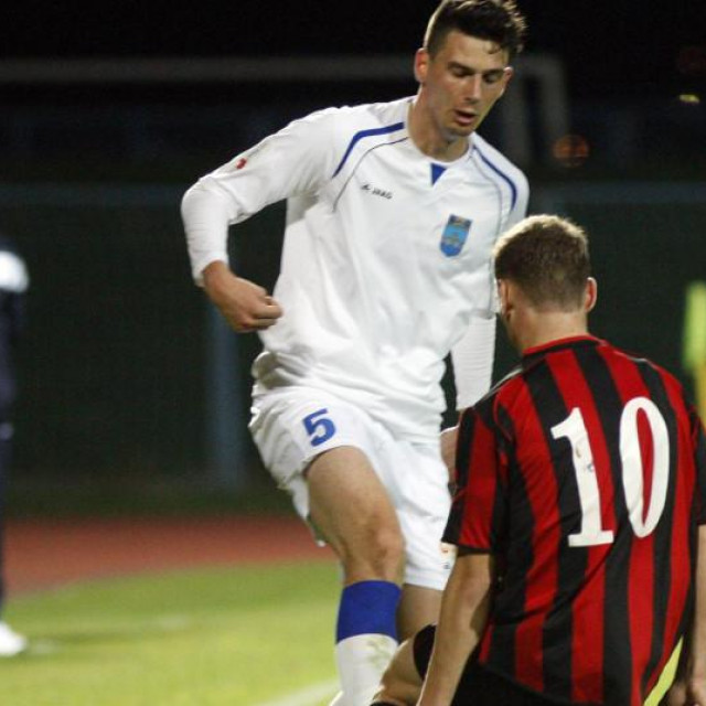 Stipe Bralić igrao je u i dresu Osijeka