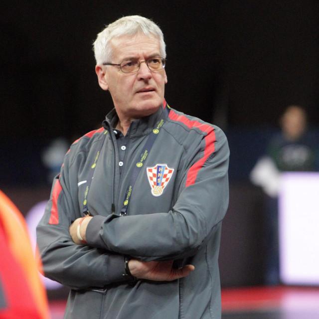 Siniša Bačić na Europskom malonogometnom prvenstvu 2016. godine foto: Tonči Vlašić