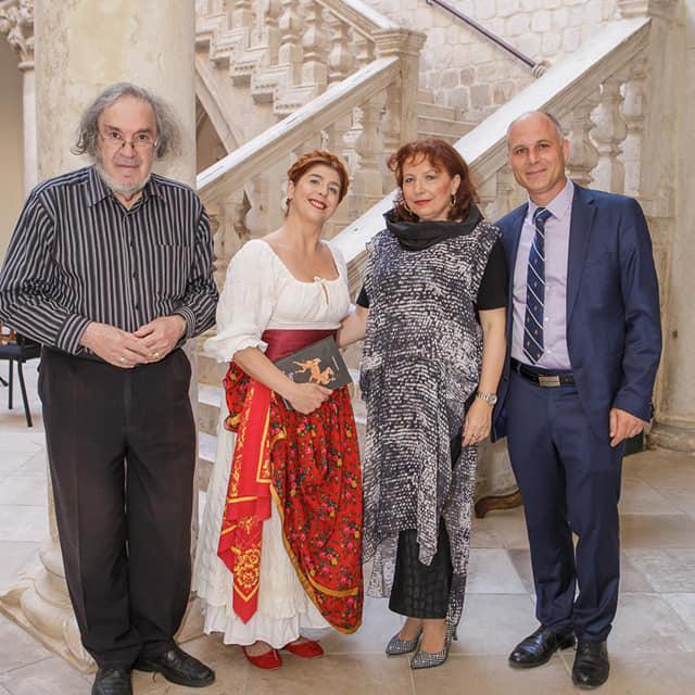 Luko Paljetak, Srđana Šimunović, Katja Bakija i Nikša Matić