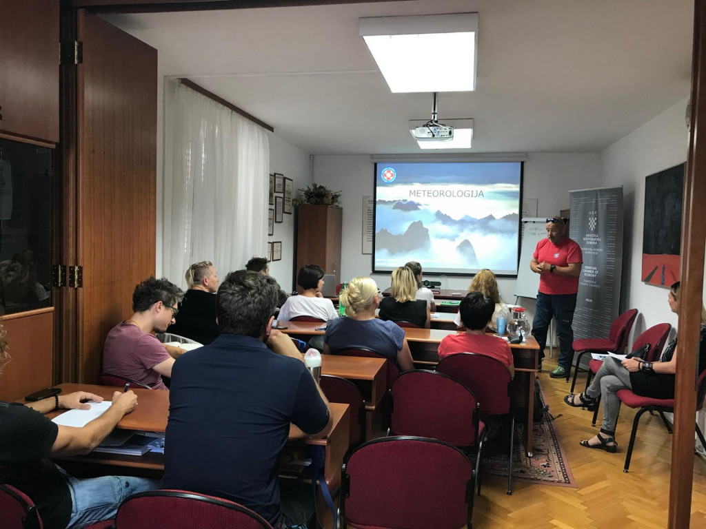 Održana edukacija za nositelje i organizatore turističkih sadržaja u prirodi