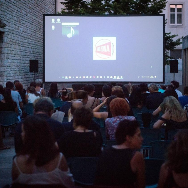 Zadarsko ljetno kino uvijek je odlično posjećeno