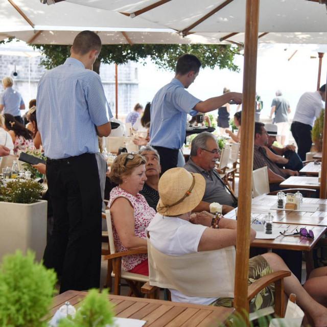 Ovog ljeta Dubrovnik nema problem sa manjkom radne snage