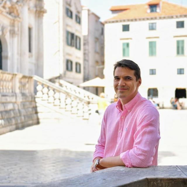 Jadran Barač, kandidat na listi Restart koalicije na predstojećim parlamentarnim izborima u 10. izbornoj jedinici