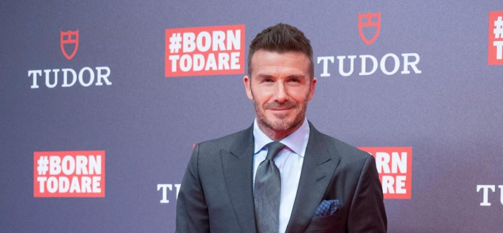David Beckham pojavljuje se kao novi veliki igrač i virtualnom sportu