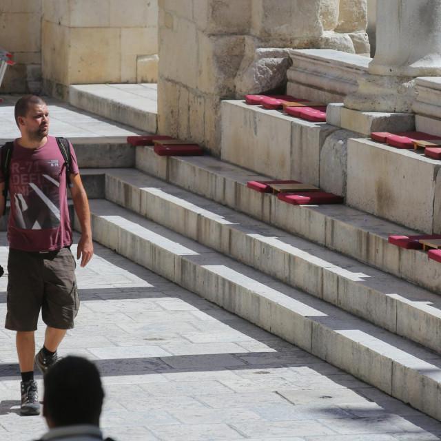 Terasa kavane 'Lvxor' najviše 'trpi' zbog održavanja Splitskog ljeta