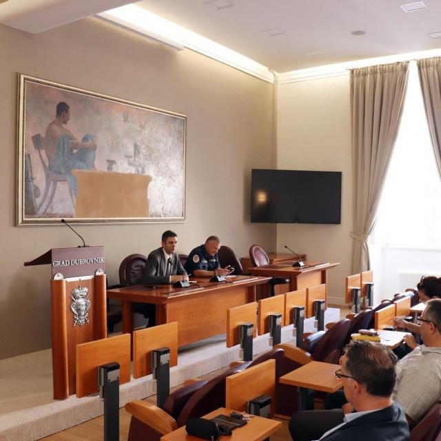 Stožer Civilne zaštite Grada Dubrovnika spreman za slučaj širenja koronavirusa