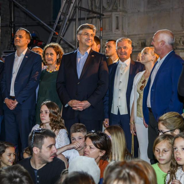 Plenković je u ovoj kampanji silno fokusiran na Šibenik