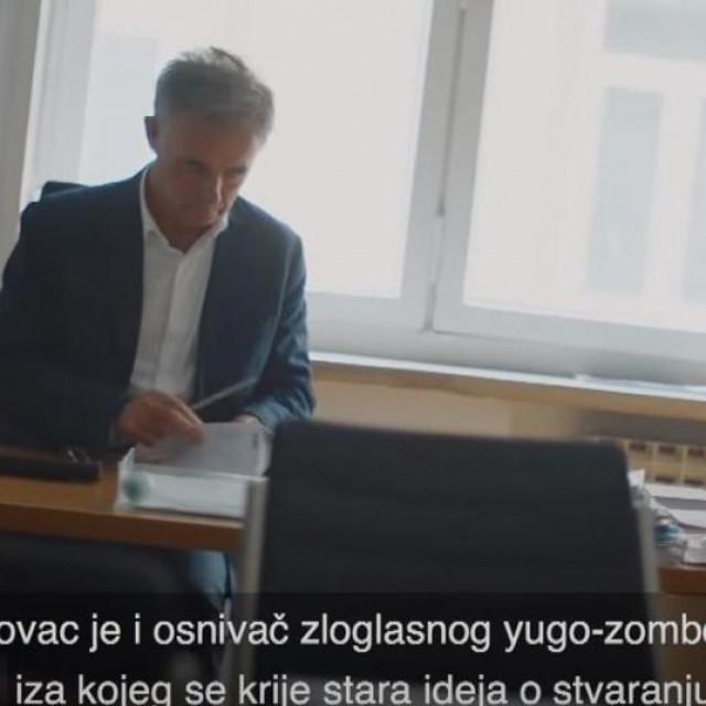 Predizborni spot Milorada Pupovca