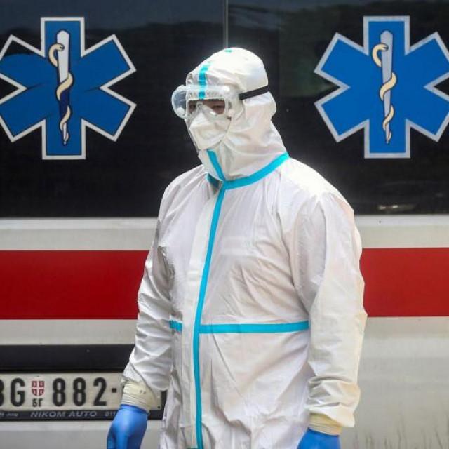 Teška situacija s koronavirusom u Srbiji