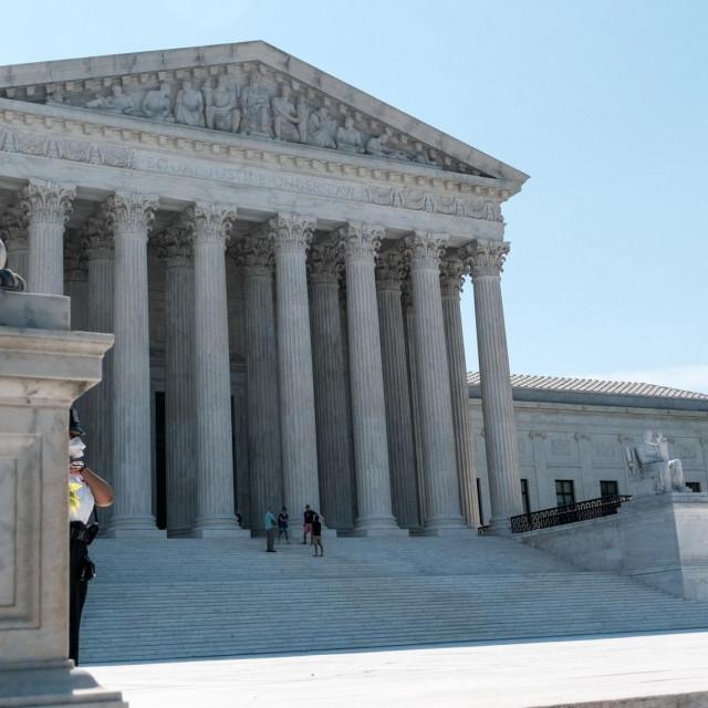 Vrhovni sud SAD-a