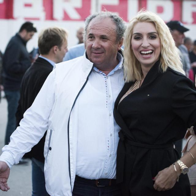 Željko Kerum sa suprugom Fani: Poštujem mlade ljude, oni su budućnost Splita, Dalmacije, cile Hrvatske...