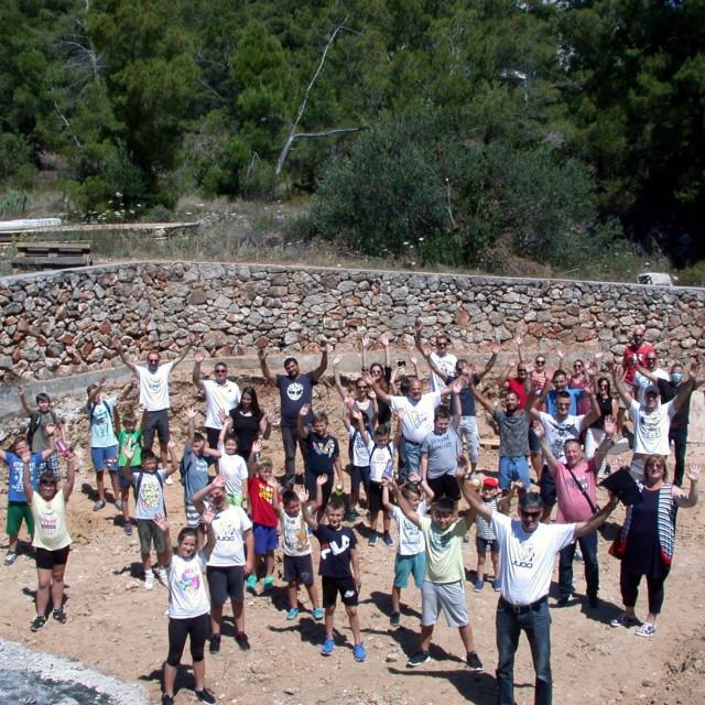 Pozdrav s gradilišta objekta u SC-u 'Pelinje'<br />