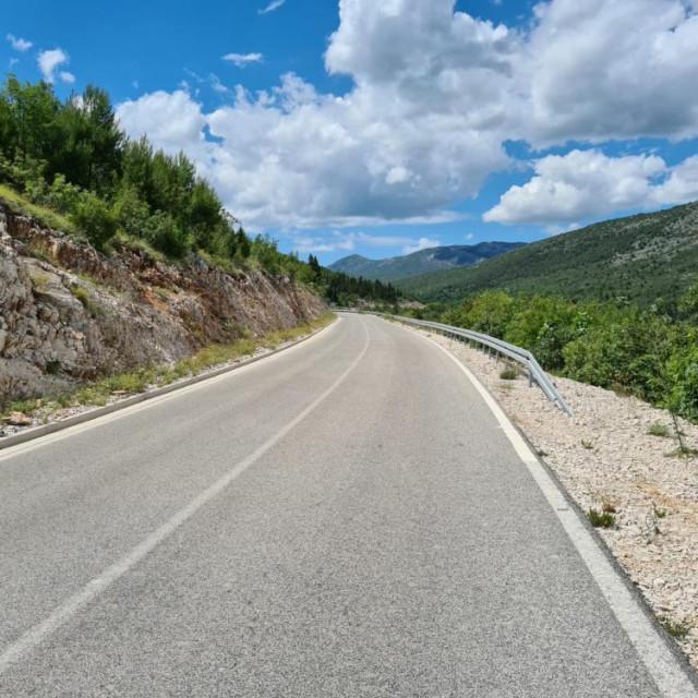 Izgrađena cesta od Vrgorca do Prapatnica<br />