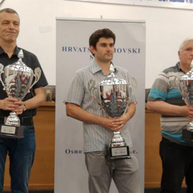 PH u šahu, pobjednik Saša Martinović