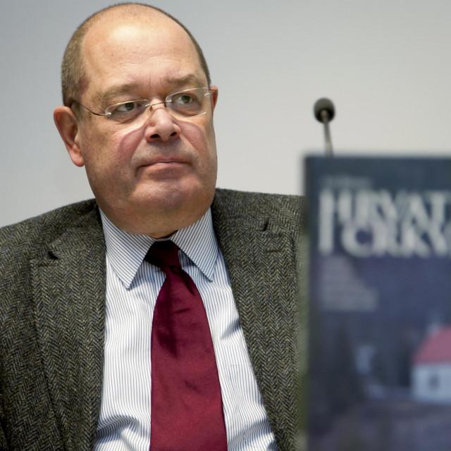 Profesor Ivo Banac govori o aktualnim političkim pitanjima