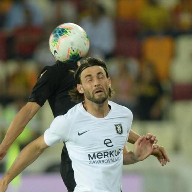 Ante Vukušić postigao je najvažniji zgoditak u slovenskom prvenstvu, Olimpija je slavila u derbi protiv Maribora