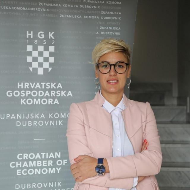 Nikolina Trojić, direktorica Županijske HGK Dubrovnik otkriva tajne Cro kartice
