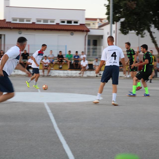 sport pakoštane kup 2020 večeras se igraju polufinalne utakmice evo tko je prošao