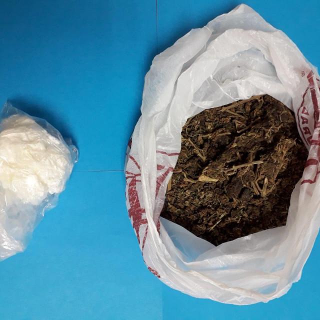Speed i marihuana nađeni u stanu u Splitu